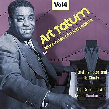 Milestones of a Jazz Legend - Art Tatum, Vol. 4