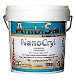Pintura fotocatalítica AmbiSan Nanocryl blanco 4 L.