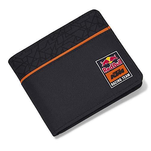 Red Bull KTM Mosaic Portafoglio, Blu Unisex Taglia unica Wallet, Red Bull KTM Factory Racing Abbigliamento & Merchandising Ufficiale
