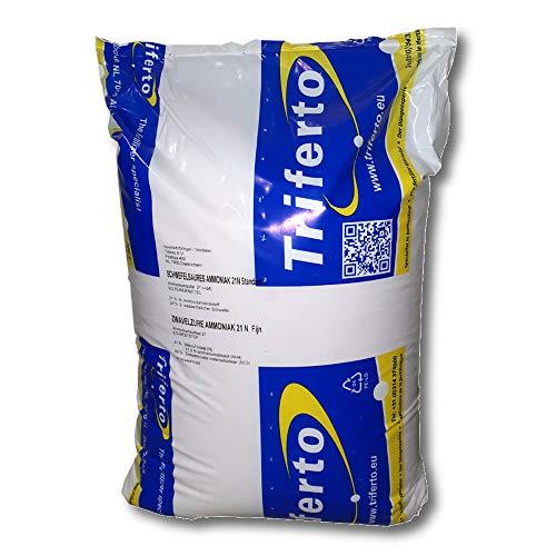 Ammoniumsulfat 25 kg Stickstoffdünger Schwefeldünger Gemüsedünger Rasendünger