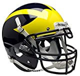 Schutt Sports Authentic Game-Day Michigan Wolverines Football Helmet, Classic