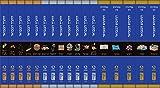 Hatanakh Hamevoar Set, 17 Volumes - Adin Steinsaltz