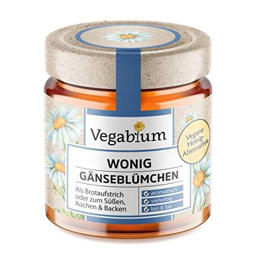 Vegablum Wonig Gänseblümchen bio - Die vegane Alternative zu Honig, 225 g