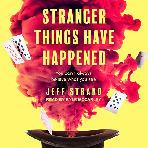 Couverture de Stranger Things Have Happened