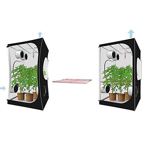 Befestigungsset für Growzelte Secret Jardin Space Booster Ø19mm (150cm)