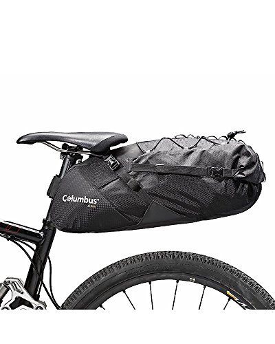 COLUMBUS Satteltasche Saddle Bag 18L schwarz Unisex