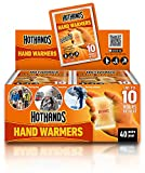 Best Hand Warmers - HotHands Hand Warmers - 40 pairs - 10 Review