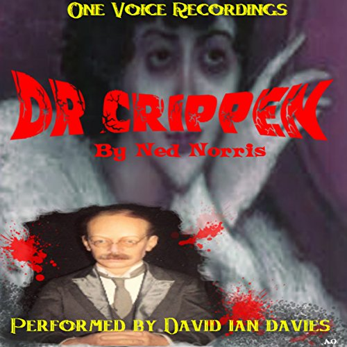 Dr. Crippen audiobook cover art