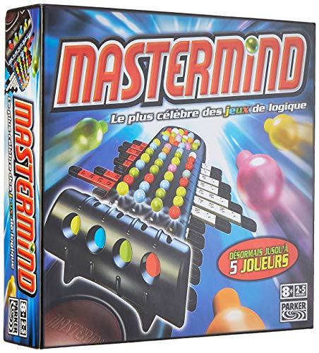 Hasbro442201011BrettspielMastermind Strategiespiel, Französische Version