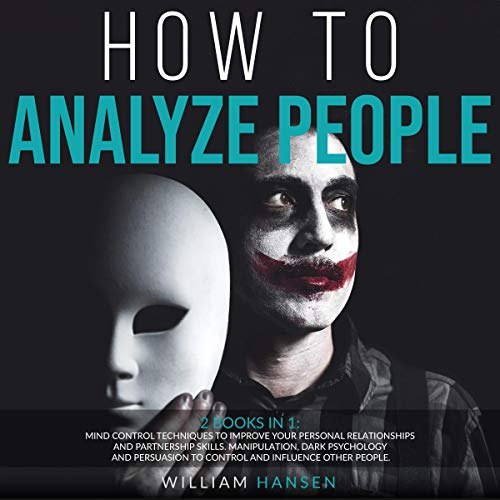 How to Analyze People - 2 Books in 1 cover art