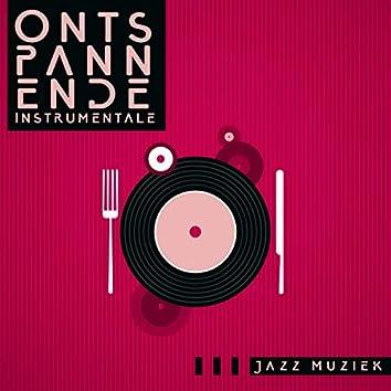 Ontspannende Instrumentale Jazz Muziek: Aangenaam Avonddiner