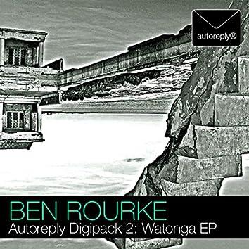 Autoreply Digipack 2: Watonga EP
