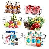 Cozywind Caja de Almacenamiento para Frigorífico, Congelado, Cajón Separado, Caja de Huevos para Cocina, Organizar Frutas y Verduras