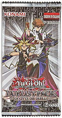 Yu-Gi-Oh!- DP Citta' dei DUELLI Duelist Booster, TCG166
