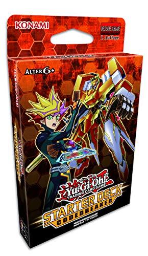 Yu-Gi-Oh! TRADING CARD GAME- Deck de démarrage-Codebreaker-Édition Allemande, 116937790001