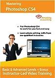 Adobe Photoshop CS4 Video Training - Basic and Advanced Level (for Windows PC)