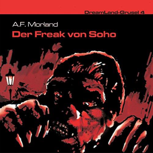Page de couverture de Der Freak von Soho