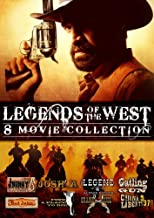 Legends of the West - 8 Movie Collection: (Johnny Yuma / Joshua / The Legend of Alfred Packer / Gatling Gun / Big Bad John / and more)