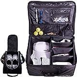 Athletico Golf Trunk Organizer + Shoe Bag (Black)