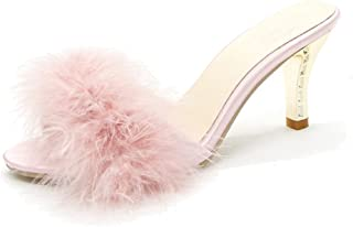 Best fuzzy heel slippers Reviews