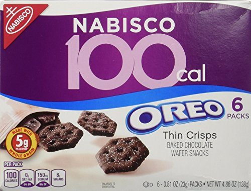 100 calorie packs - 5
