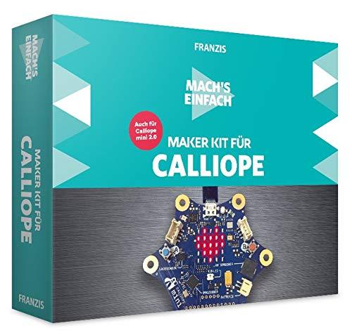 Mach's einfach: Maker Kit für Calliope
