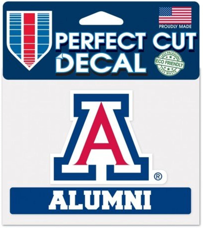 Wincraft NCAA University of Arizona WCR50885014 Perfect Cut color Decal, 4.5-InchX5.75-Inch