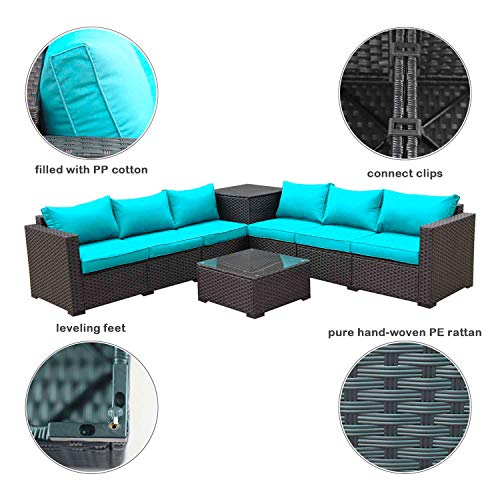 Outdoor-PE-Rattan-Furniture-Set-6-Piece-Patio-Wicker-Sectional-Conversation-LoveSeat-Couch-Sofa-Set-with-Storage-Table-Box