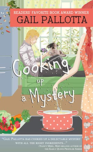 Cooking up a Mystery by [Gail Pallotta]