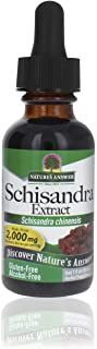 Nature's Answer Schisandra Berry 1 Ounce | Digestive Health Support | Promotes Cognitive Improvement | Natural Stress Reli...