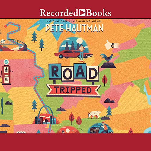 Road Tripped audiobook cover art