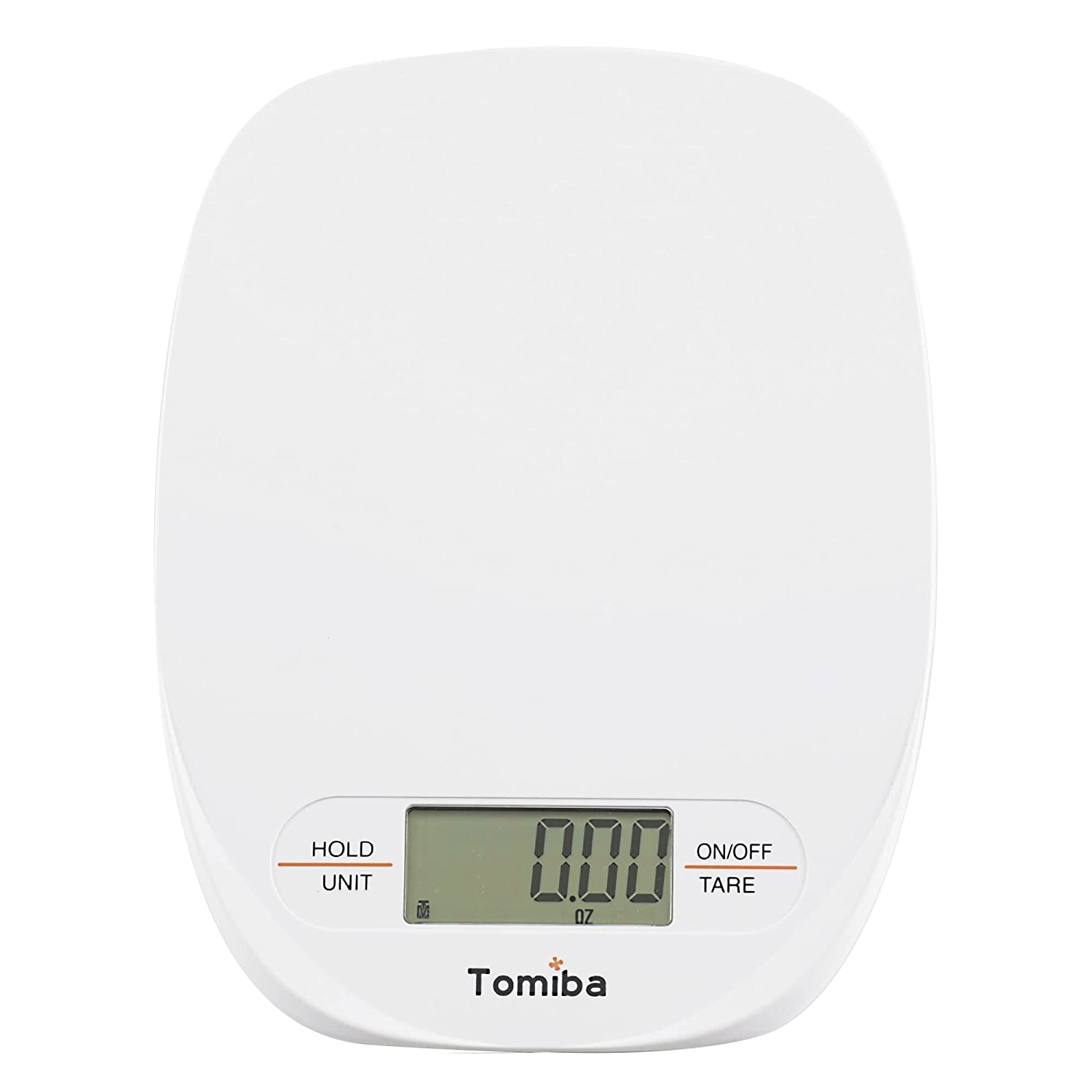 Tomiba Food Kitchen Scale EK6011 Multifunction Measures in Grams and Ounces for Cooking Baking Keto and Meal Prep