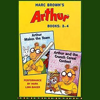 Arthur: Books 3-4 cover art