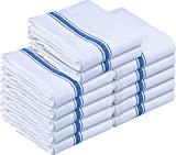 Utopia Towels 12 Pack Dish Towels, 15 x 25 Inches Ultra Soft Cotton Dish Cloths,...