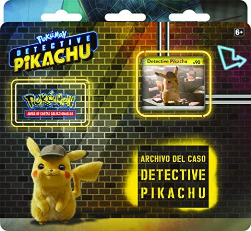 Pokemon JCC – Ordner für Detektiv Pikachu (Asmodee, POTK1901)