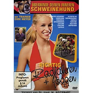 RICHTIG RADFAHREN UND JOGGEN - RICHTIG RADFAHREN UND JOGGEN (1 DVD)