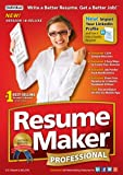 INDIVIDUAL SOFTWARE Resume Maker Professional Deluxe 18