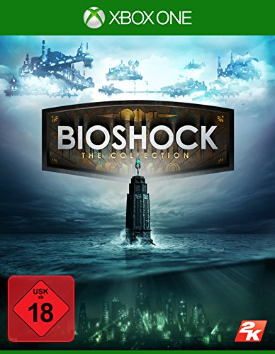 Bioshock - The Collection [Importación Alemana]