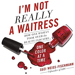 I'm Not Really a Waitress audiobook cover art