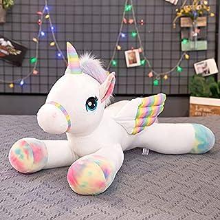 45/60/80/115cm Stor Unicorn Doll Plysch Doll Pillow Girl Sovsäng Ragdoll Girl Heart Doll Girl 60cm A