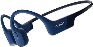 AfterShokz スポーツ イヤホン Aeropex Blue Eclipse 骨伝導 イヤホン マイク AS800 [並行輸入品]