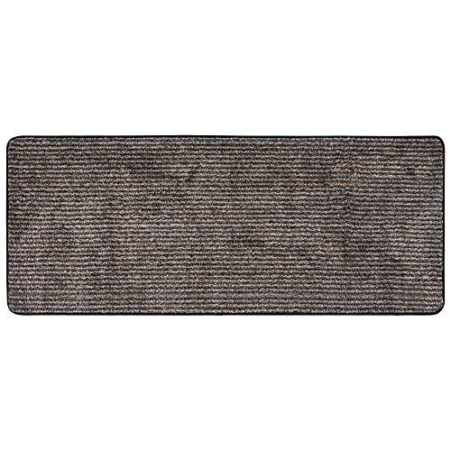 Indoor Doormat Super Absorbent Mud Mat 24 x 60 Inch Non Slip Runner Rug for Front Door Entryway Hallway Dirt Trapper Cotton Entrance Pet Mat