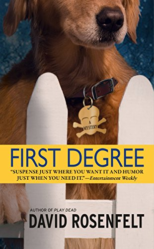 First Degree (The Andy Carpenter Series Book 2) (English Edition)