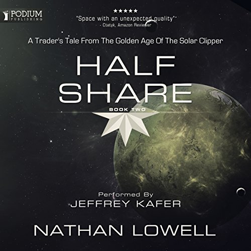Half Share audiobook cover art