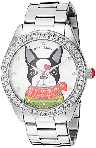 betsey johnson bulldog watch - 1