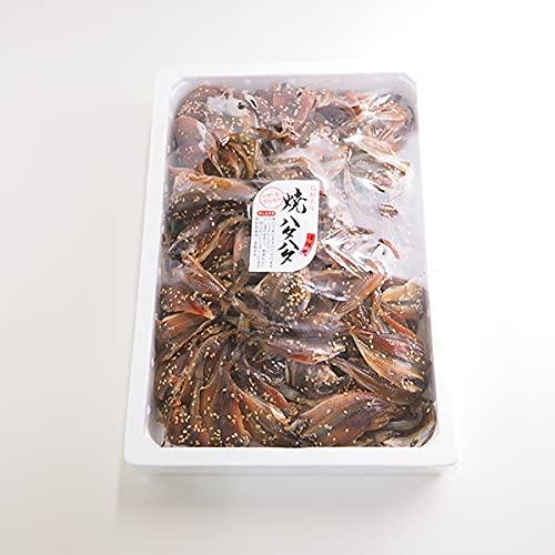 築地魚群 焼きハタハタみりん1kg 冷凍便