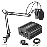 Neewer NW-700 Microphone à Condenseur et NW-35...