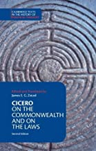 Best cicero on the commonwealth and on the laws Reviews
