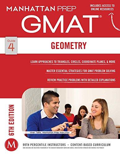 GMAT Geometry (Manhattan Prep GMAT Strategy Guides Book 4) (English Edition)