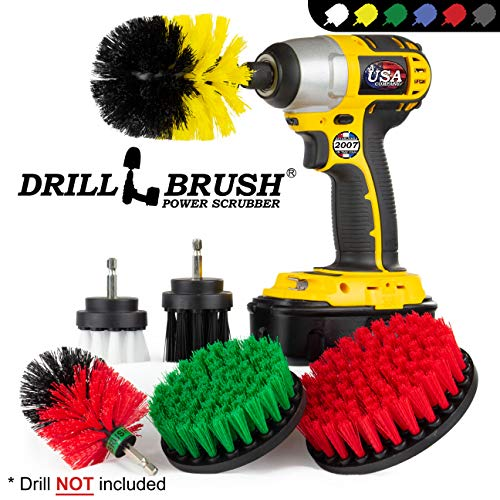 The Ultimate Drill Brush Cleaning Supplies Kit